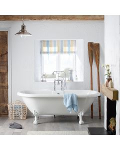 Laura Ashley Freistehende Badewanne Fairfield 1500