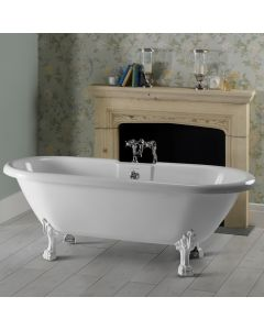 Laura Ashley Freistehende Badewanne Fairfield 1700