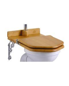 WC Sitz Burlington Eiche